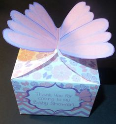 Pink and Purple Butterfly baby shower by LittlePinkflyDesigns (Can't find the listing? Send me a message on Facebook.com/littlepinkflydesigns)
