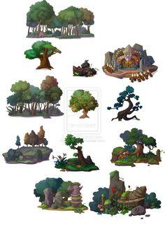 by ymdc007  http://ymdc007.deviantart.com/art/my-work-206821470