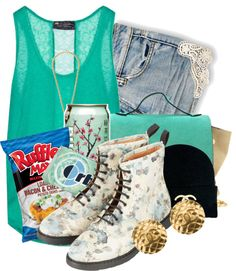"""Specificly Unique"" by mindless-sweetheart ❤ liked on Polyvore"