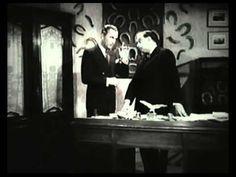 300.000 pengő az utcán - 1937 Rendező - Balogh Béla Szereplők - Kabos Gyula, Bárczy Kató, Ádám Klári, Uray Tivada http://www.youtube.com/watch?v=EIRIYl7OJNU