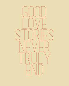 Good Love Stories  www.motleymama.com