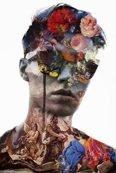 Τα Καλλιτεχνικά Collage του Jenya Vyguzov