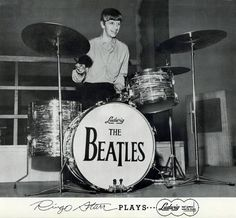 Tribute to drummer Ringo Starr