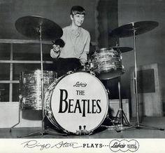 Tribute to drummer Ringo Starr