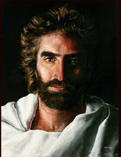 Akain's Jesus....read the story at acrackinthedoor.com - very cool and compelling.