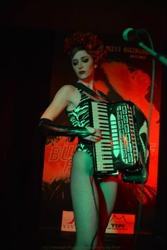 Miss Natasha Enquist: The 3rd Queer Burlesque Fest - Photography by Pluto…