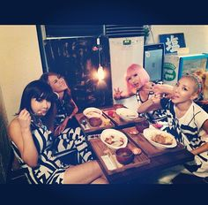 July 10, 2013: CL Just Wants to Eat! | 2NE1's 20 Best Instagram Photos