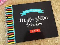 Sevgiliye sürpriz | Eşe özel bir doğum günü hediyesi | Butik tasarım hediyeler | Fotokitap | Fotoroman | Fotoğraflar, Şiirler ve Sözler Personalized Books, Notebook, Notebooks, Exercise Book, The Notebook
