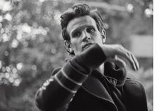 Matt Smith photographed by Alan Clarke for Esquire UK (November Doctor Who Meme, Doctor Who Quotes, Eleventh Doctor, Robert Smith, Matt Smith, Doctor Who Dress, Alan Clarke, Esquire Uk, Steven Moffat