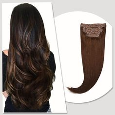 Long beautiful brown hair under the help of Nice one! Beautiful Brown Hair, Brown Hair Extensions, Chocolate Brown Hair, Great Hair, Haircolor, The Help, Hairstyles, Long Hair Styles, Nice