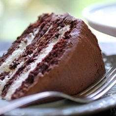 Helen Hudson Whiting's Celestial Chocolate Cake