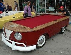 Volkswagen Pool Table