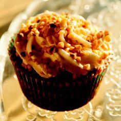 Cupcakes façon tarte à la brésilienne.  Jil Depasse.