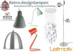 Retro Designlampen Leitmotiv