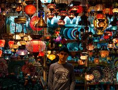 File:Lanterns in the Grand Bazaar 01.jpg http://en.wikipedia.org/wiki/File:Lanterns_in_the_Grand_Bazaar_01.jpg