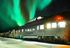 This Train Ride Is The Most Epic Way To See The Northern Lights In Ontario