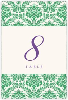 1000 images about wedding table numbers on pinterest for Table design numbers
