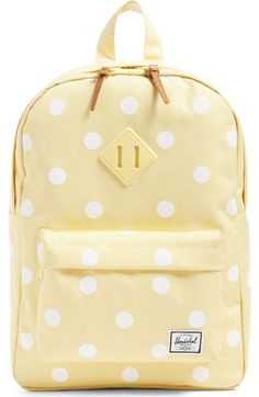 fd675c8c115e Herschel Supply Co.  Heritage  Backpack (Kids) available at  Nordstrom  Heritage