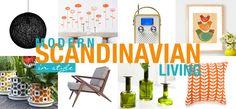 Modern Scandinavian Living