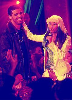 Nicki Nicki & Drizzy.