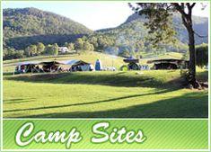 Camping in South East Queensland - Neurum Creek Bush Retreat