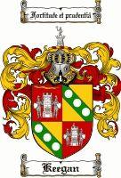 Keegan Coat of Arms / Keegan Family Crest