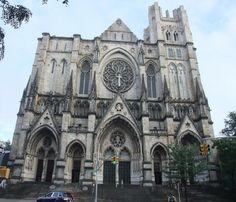 Catedral de São João, o Divino, Nova Iorque, EUA