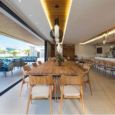 Minimalist House Design, Minimalist Home, Modern Filipino Interior, Kitchen Sitting Areas, Mansion Designs, Sweet Home, Dinner Room, Storey Homes, Dining Table Chairs