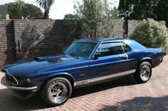 1969 Ford Mustang   My Classics