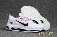 best website 0c965 27d3a Mens Nike Air Max 97 Off White X Shoes White Black,Off-White Shoes
