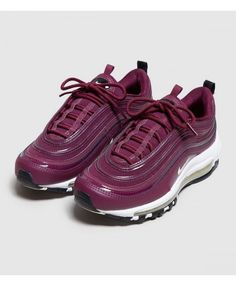 Nike Air Max 97 OG Women's - find out more on our site. Find the freshest in trainers and clothing online now. Air Max Sneakers, Sneakers Nike, Cheap Nike Air Max, Air Max 97, Uk Shop, Sock Shoes, Trainers, Socks, Clothes