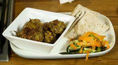 Lamb meatball curry (kofte)