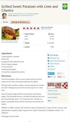 Low cholesterol diet recipe