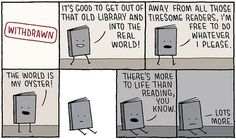 Withdrawn - Tom Gauld