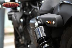 2 Micro Turn Lights by MOTO DESIGN CUSTOMS
