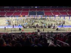 Marshall Tiger Marching Band BOA 2016