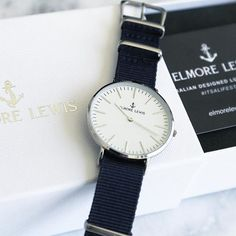 ⚓️ Elmore Lewis Richmond Watch ✖ Only $99 Today Only!  elmorelewis.com  #elmorelewis #itsalifestyle #watch #menswatches #rolex #menwithclass #nautical #posh #style #ootd #fashion #hype #womenswatches #classy #success #entrepreneur #beach #follow4follow #l4l #gym #health #food #vegan #benz #instagood #love #smile #happy #inspiration #motivation