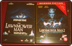 Stephen King - The Lawnmower man 1&2