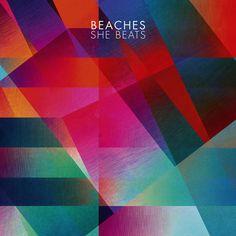 """She Beats"", Beaches, 2013."