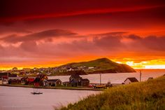Sunset at La Grave, Havre Aubert, Magdalen Island, Quebec, Canada by Mathieu Dupuis Quebec Montreal, Quebec City, Beautiful Vacation Spots, Beautiful Places, National Geographic, Places Around The World, Around The Worlds, Charlevoix, Excursion