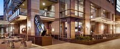 """Second Bar + Kitchen.   Downtown Austin restaurant serving """"Natural American"""" cuisine.  Great food, very creative menu and attentive & knowledgeable staff."""