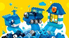 Синий набор для творчества LEGO®