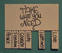 Inspiring picture :), Paper, ake, courage. Resolution: 400x315. Find the picture to your taste!