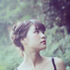 【minami_arayama】さんのInstagramをピンしています。 《自分にこだわる人以外に 自分がこだわる必要はない🐭 #shooting #me #mickey #model #hairmake #森 #black #green #ポートレート #ポトレ #salonmodel #サロモ #サロンモデル #tokyo #natural #creative》