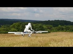 The World's First Hoverbike Could Revolutionize the Drone Industry (Meht...