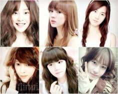 EXO girl version Look at D.O. and Luhan!!