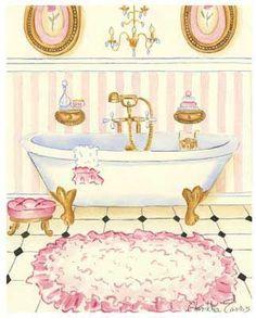 Imágenes decoupage baño (pág. 10) | Aprender manualidades es facilisimo.com