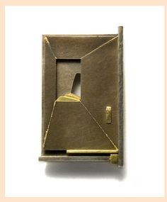 Passage -- Cappy Counard -- 18K Gold, 14k Gold, and Sterling
