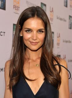 Katie Holmes / Beauty tips inspired by the always gorgeous and fresh beauty icon #makeup