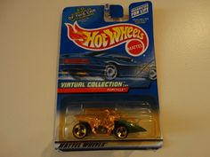 HOT WHEELS 2000 VIRTUAL COLLECTION POPCYCLE #157